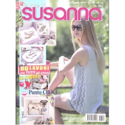 Susanna Haziran 2015 Dergisi N302
