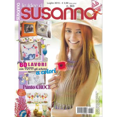Susanna Temmuz 2015 Dergisi N303