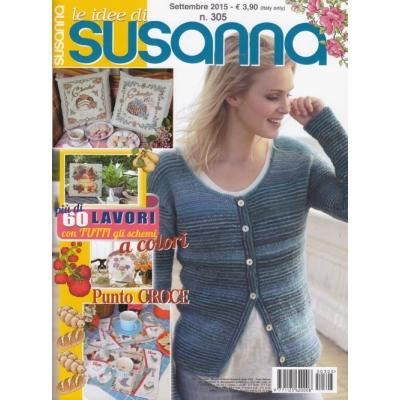 Susanna Eylül 2015 Dergisi N305