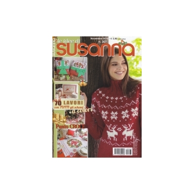 Susanna Knitting Magazine N307