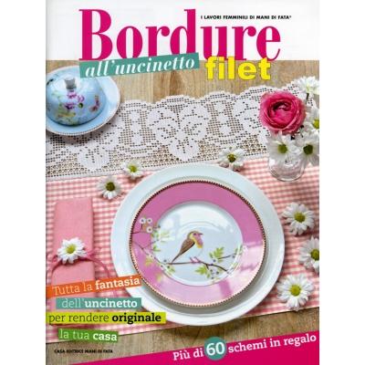 Bordure Filet İtalyan Dantel Model Dergisi