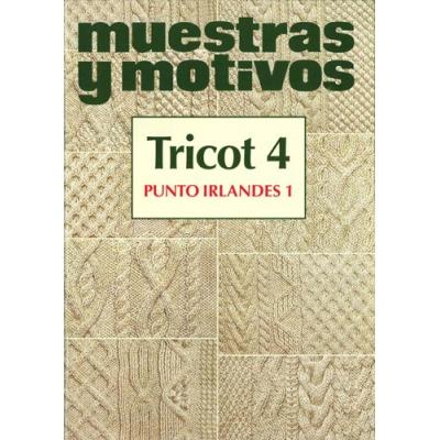 Örgü Model Dergisi Tricot 4
