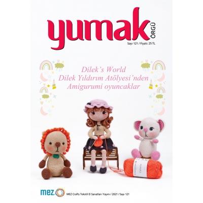 Yumak Knitting Book 121