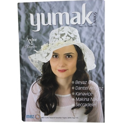 Yumak Embroidery Magazine 115