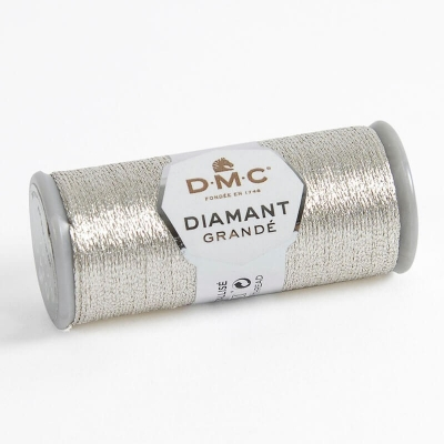 DMC Diamant Grande Metallic Embroidery Thread G168