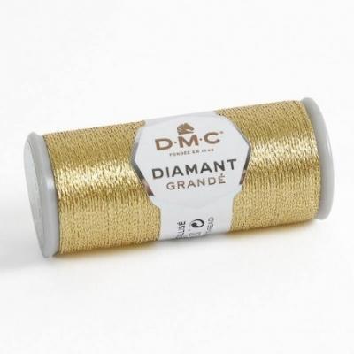 DMC Diamant Grande Metallic Embroidery Thread G3821