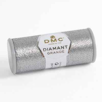 DMC Diamant Grande Metallic Embroidery Thread G415