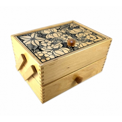Single Storey Sewing Box