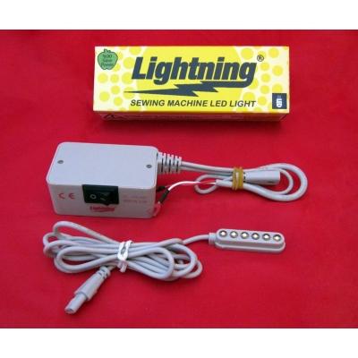 Dikiş Makinası İçin 6'lı Led Işık
