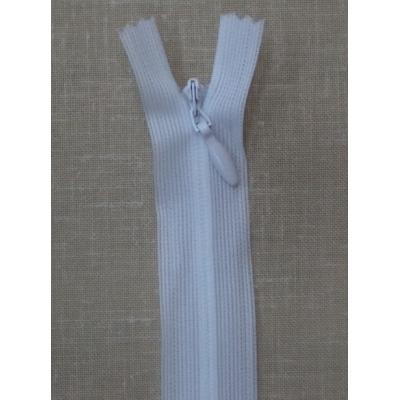 Opti Gizli Elbise Fermuarı 60cm Beyaz