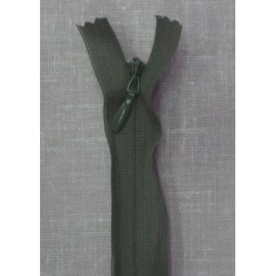 Opti Gizli Elbise Fermuarı 60cm Haki