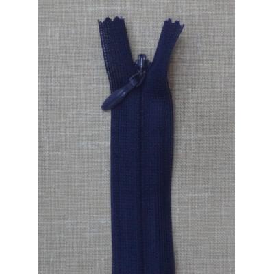 Opti Gizli Elbise Fermuarı 60cm Lacivert