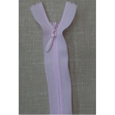 Opti Gizli Elbise Fermuarı 60cm Pembe
