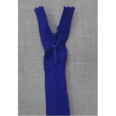 Opti Gizli Elbise Fermuarı 60cm Saks Rengi