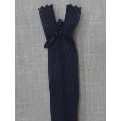 Opti Gizli Elbise Fermuarı 60cm Siyah