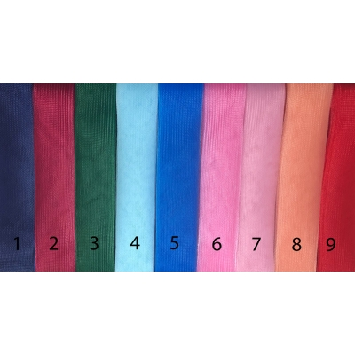 Renkli Gelinlik Grenleri 5cm