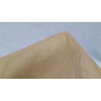 Beige Cheesecloth Fabric- 100% Cotton