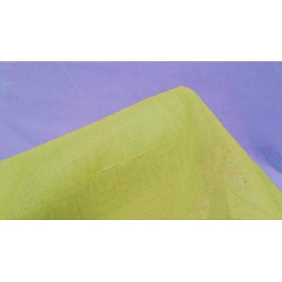 Lemon Yellow Cheesecloth Fabric- 100% Cotton