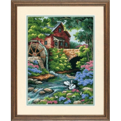 Dimensions Printed Needlepoint Kit 2484 (PN-0173749)