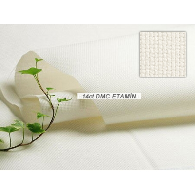 DMC 14 CT AIDA FABRIC 224-712