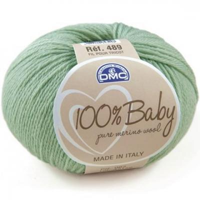 DMC 100% BABY SAF YÜN ÖRGÜ İPLİĞİ N82