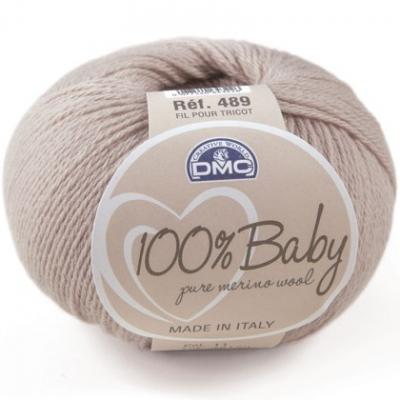 DMC 100% BABY SAF YÜN ÖRGÜ İPLİĞİ N11