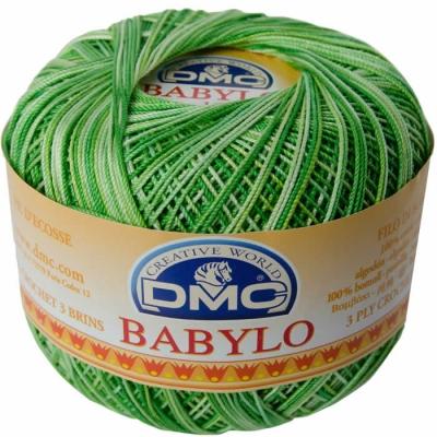 DMC BABYLO 10 NO THREAD COLOR:114