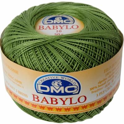 DMC BABYLO 10 NO THREAD COLOR:3346