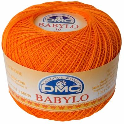 DMC BABYLO 10 NO THREAD COLOR:3375