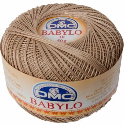 DMC BABYLO 10 NO THREAD COLOR:3864
