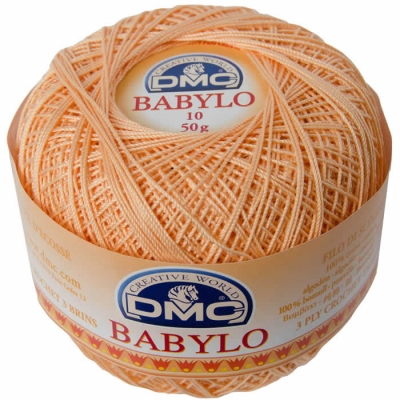 DMC BABYLO 10 NO THREAD COLOR:453