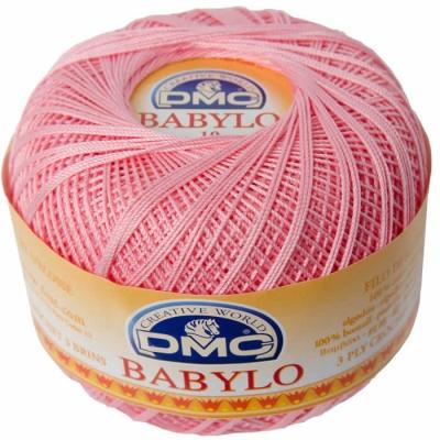 DMC BABYLO 10 NO DANTEL VE AĞ İPLİĞİ RENK:460
