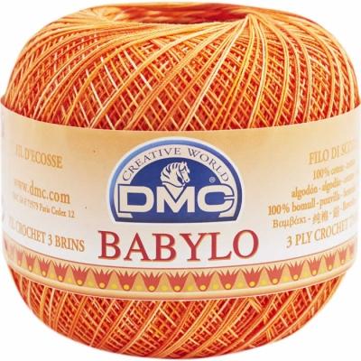DMC BABYLO 10 NO EBRULİ DANTEL VE AĞ İPLİĞİ RENK:51