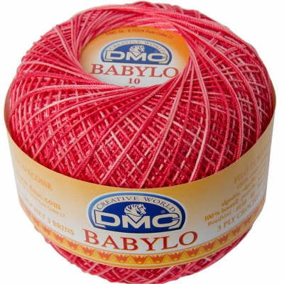 DMC BABYLO 10 NO THREAD COLOR:57