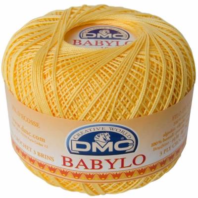 DMC BABYLO 10 NO THREAD COLOR:743