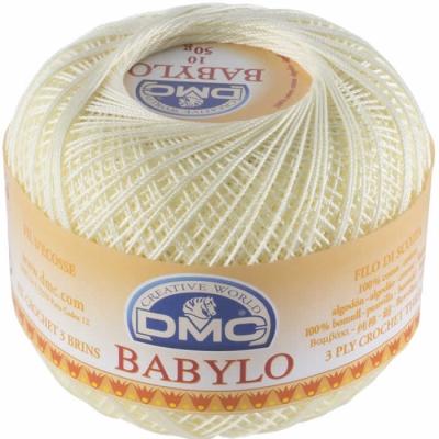 DMC BABYLO 10 NO THREAD COLOR:746