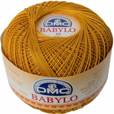 DMC BABYLO 10 NO THREAD COLOR:783