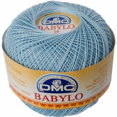 DMC BABYLO 10 NO THREAD COLOR:800