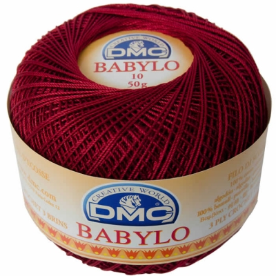 DMC BABYLO 10 NO THREAD COLOR:815