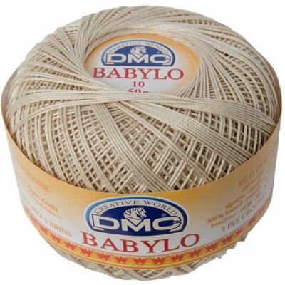 DMC BABYLO 10 NO THREAD COLOR:842