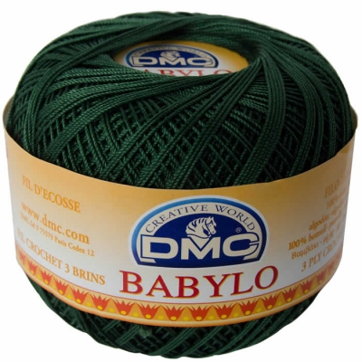 DMC BABYLO 10 NO THREAD COLOR:890