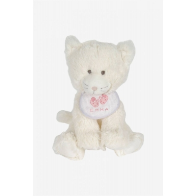 DMC CAT SOFT TOY TO EMBROIDER GN198