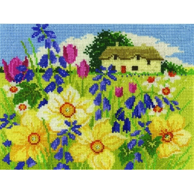 DMC CROSS-STITCH KIT BK1676