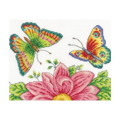 DMC Cross-Stitch Kit BK1545