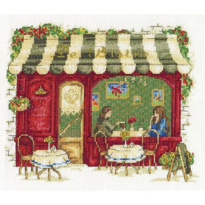 DMC CROSS-STITCH KIT BK1670