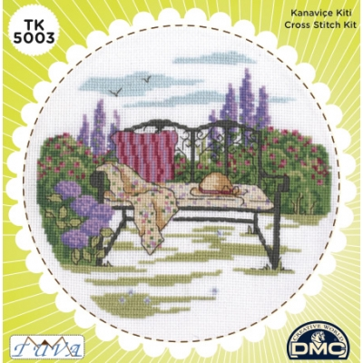 TUVA CROSS STITCH KIT 5003