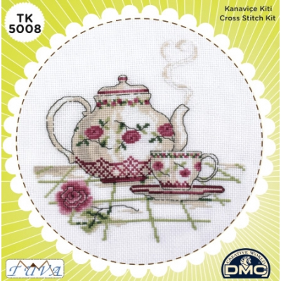 TUVA CROSS STITCH KIT 5008
