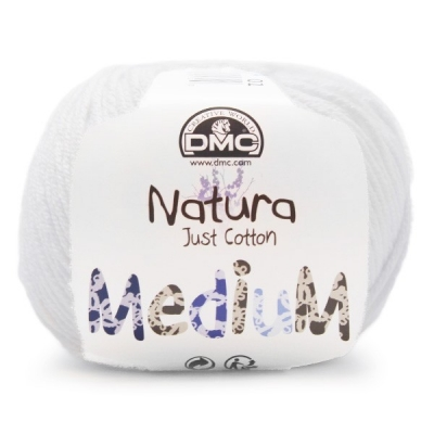 NATURA DMC MEDIUM COTTON THREAD M01