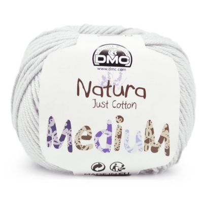 NATURA DMC MEDIUM COTTON THREAD M12