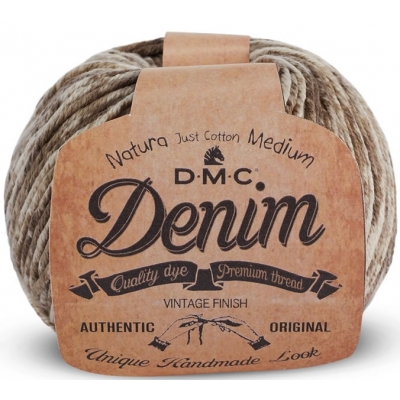 NATURA DMC MEDIUM DENIM COTTON THREAD 13